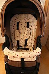 Textil - Set na kočík Britax B-agile - 4187417_