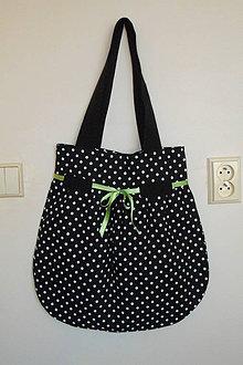 Veľké tašky - Dotted - veľká taška - 4187674_