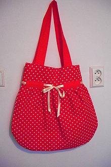 Veľké tašky - Dotted II. - veľká taška - 4187698_