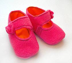 """Topánočky - BIGI I. detske """"capačky"""" - 4188301_"""