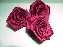 Dekorácie - ružičky - 4191040_