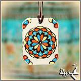 Náhrdelníky - Amulet - Dayret el Haz - 4197026_