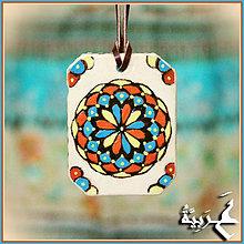 Náhrdelníky - Amulet - Kruh Šťastia - 4197026_