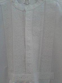 Oblečenie - Svadobná košeľa Adam - 4197212_