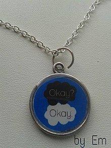Náhrdelníky -  Okay    Okay.  - 4198851  4d7beb9cb94