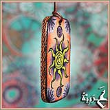 Náhrdelníky - Amulet - Amaq el Behar - 4198027_