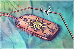 Náhrdelníky - Amulet - Amaq el Behar - 4198030_