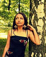 - Bollywood earrings - Dusky pink - 4198880_