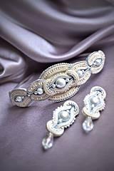 Sady šperkov - Svadobná sada - na želanie - 4199637_