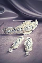 Sady šperkov - Svadobná sada - na želanie - 4199639_