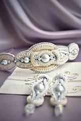 Sady šperkov - Svadobná sada - na želanie - 4199640_