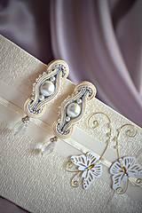 Sady šperkov - Svadobná sada - na želanie - 4199643_