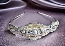 Sady šperkov - Svadobná sada - na želanie - 4199644_