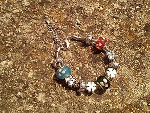 Náramky - Pandora náramok 1. - 4206607_
