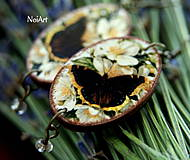 Náušnice - Motýle 1 - 4205630_