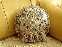Úžitkový textil - z babičkinej truhlice - 4205141_
