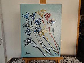 Obrazy - Tóny kvetov II. - 4206211_