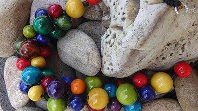Náhrdelníky - Summer fresh fruits - 4205499_