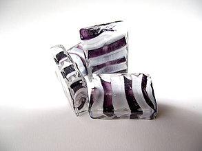 Korálky - Vinutka Twister lilla - 4208978_
