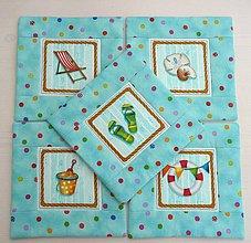 Úžitkový textil - Svieže leto 1 - 4207735_