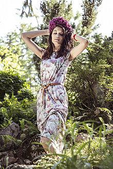 Šaty - Magnolias flower  - 4211867_