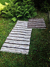 Úžitkový textil - Jing-jang svetlý kus 160x73cm - 4210595_