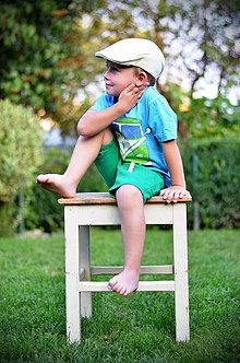 Detské čiapky - Bekovka - 4215728_