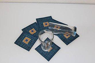 Úžitkový textil - Podšálka - 4216271_