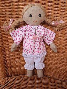 Bábiky - Katka (bábika 3) - 4216049_