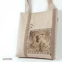 Veľké tašky - Oznamuje se láskám vaším ........:o) - 4215763_