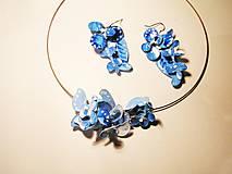 Sady šperkov - Katkine kvety ako nebo - 4219531_