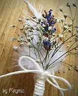 Pierka - svadobné pierko - 4218150_