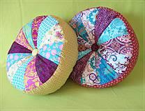 Úžitkový textil - Designové gulaťáky - 4221264_