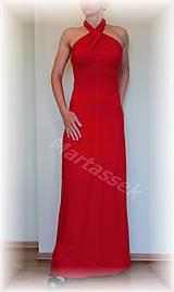 Šaty - Šaty vz.203 dl.i krátké(více barev) - 4226234_