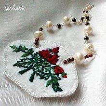 Sady šperkov - Záhradná slávnosť - 4224466_