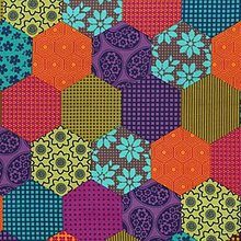 Textil - Happy patch - 4224588_
