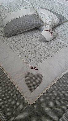 Úžitkový textil - ...na návšteve u starkej :-) - 4228039_