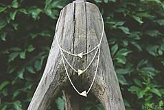 Náhrdelníky - Gold Arrows - 4228810_
