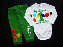 Detské oblečenie - Narodeninový komplet - 4230015_