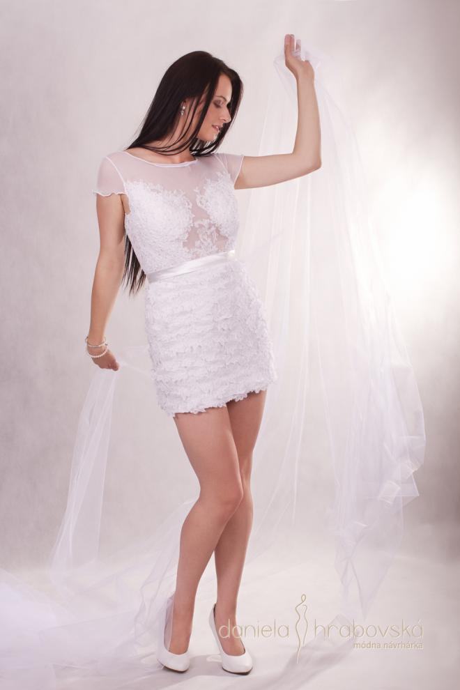 733ea7b1d536 Variabilné svadobné šaty 2 v 1   danielahrabovska   SAShE.sk