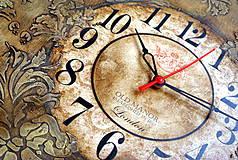 Hodiny - ...reliéf, hodiny..... - 4234872_