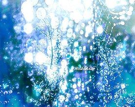 Grafika - atmosféra letní noci - pc grafika - 4233078_