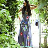 Šaty - Origo šatičky čary mary 1 dlheee - 4234809_