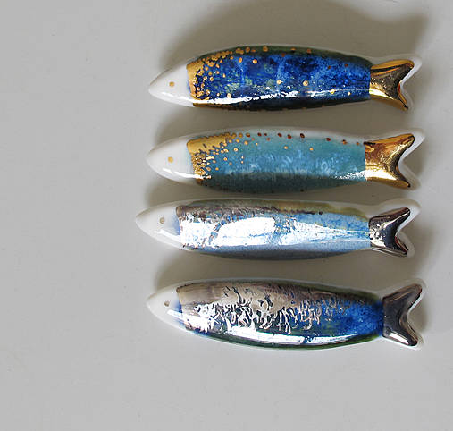 Ryby, rybičky...