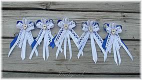 Pierka - Svadobné pierka - svedok, rodičia, družba - 4236785_
