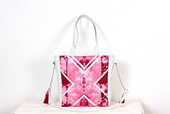 Veľké tašky - Velká s batikou - 4237977_