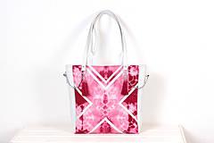 Veľké tašky - Velká s batikou - 4237980_