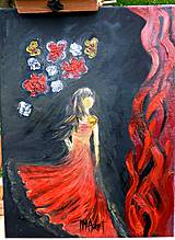 Obrazy - Flamenco - 4239003_