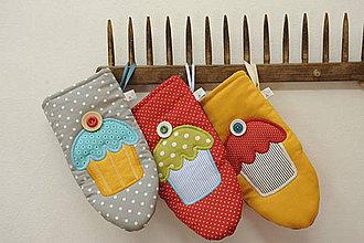 Úžitkový textil - Muffinky - 4236348_