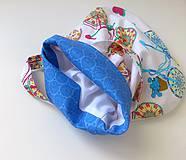 Detské tašky - taštička bicykel - 4240429_